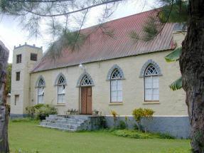 Duanvale Baptist Church - Cockpit Country