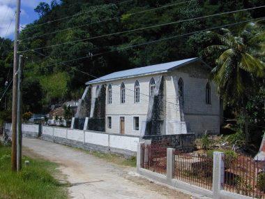 Rock Spring Baptist Church - Cockpit Country
