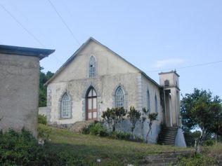 Sawyers Baptist Church - Cockpit Country